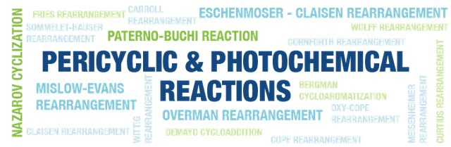 pericyclic and photochemical reactions