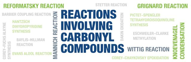 reactions involving 