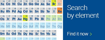 search by element in periodic table